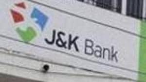 All four people on board a cash van of the Jammu and Kashmir Bank were killed after the vehicle plunged into a deep gorge near Bani in Kathua district late Monday.(Representative image/PTI)