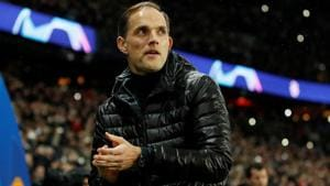 Thomas Tuchel in action.(Action Images via Reuters)
