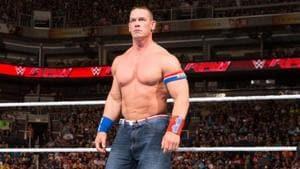 A file photo of John Cena.(WWE)