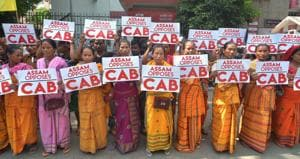 CAB has led to apprehensions among several aboriginals in the northeast that it may lead to dilution of their culture and political influence.(PTI Photo/File)