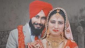 Harmanpreet Kaur and Jaspal Singh got married three years ago.