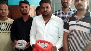 Jharkhand Assembly Election 2019: Shiv Sena candidate pays Rs 6,300 in coins to buy nomination papers
