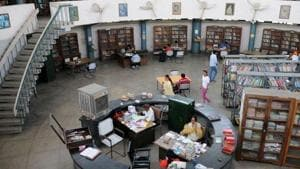 To facilitate world-class libraries across the country, OneUp Library, Bookstudio and Learning Lab launched this one-of-a-kind award in memory of Bandana Sen. (Representational image)(HT file)