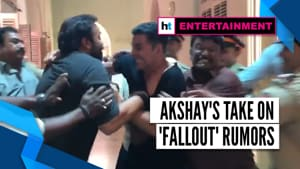 Akshay Kumar & Rohit Shetty respond to a 'fallout' report with hilarious video, Katrina joins