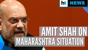 Childish arguments by Congress on President's rule: Amit Shah on Maharashtra