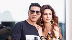 Kriti Sanon has been confirmed to play the lead in Akshay Kumar's Bachchan Pandey.
