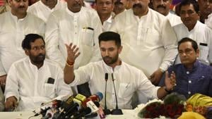 LJP to go solo in Jharkhand polls
