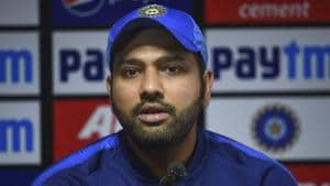 ICCtakes cheeky dig at Rohit Sharma on five-year anniversary of his world record 264 against Sri Lanka