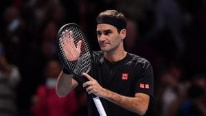 Roger Federer talks about retirement ahead of must win ATP finals tie against Novak Djokovic