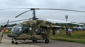 The Chetaks and Cheetahs will be replaced by a mix of LUH and the Kamov-226T choppers.(Photo: Wikipedia)