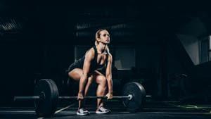 Deadlift is a strange name for an exercise!(Shutterstock)