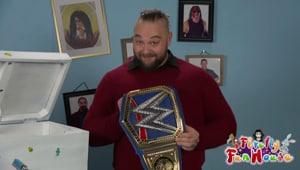 WWE Universal champion Bray Wyatt.(WWE)