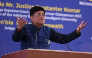 Environmental degradation a global concern, says commerce minister Goyal