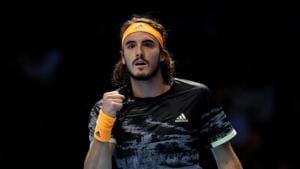 Stefanos Tsitsipas stuns Roger Federer to reach ATP Finals title match