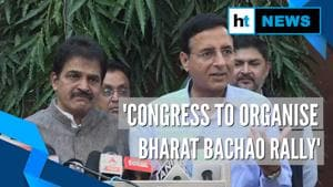 'Bharat Bachao' rally to save nation from BJP's anti-people policies: Congress