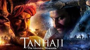 Ajay Devgn and Saif Ali Khan will star together in Tanhaji.