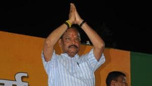 Jharkhand CM Raghubar Das faces challenge from BJP colleague on home turf