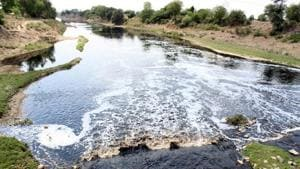 The project was conceived to facilitate scientific disposal of hazardous waste generated at the Dera Bassi Focal Point, an industrial hub. The treated water was to be used for irrigation in nearby villages.(HT FILE)