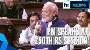 'Rajya Sabha supportive & not secondary house': PM Modi on 250th RS session