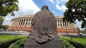 This nature of Rajya Sabha has often sparked a debate over the rationale of a second chamber in Parliament.(Sonu Mehta/HT Photo)