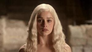 Emilia Clarke says was pressured into doing nude scenes: 'I was told you don't want to disappoint your Game of Thrones fans'