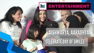 Aishwarya celebrates her father's birth anniversary with Aaradhya as day of smiles