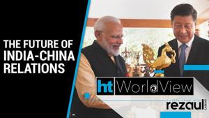 The future of India-China relations   WorldView