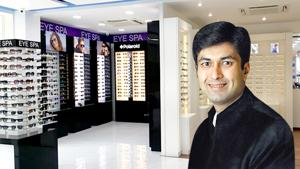 For Jigar Gangar quality and variety in inventory display for their customers is of utmost importance