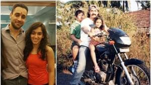 Ira Khan shared a number of pictures of all the men who influenced her life including daddy Aamir Khan on International Men's Day.(Instagram)