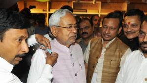 Amid talks of face-off with BJP, Nitish says won't campaign in Jharkhand for assembly election