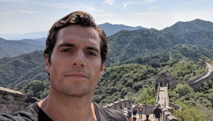 Henry Cavill revealed that he auditioned for the role of James Bond in Casino Royale.