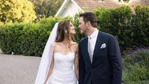 Katherine Schwarzenegger and Chris Pratt got married this year.