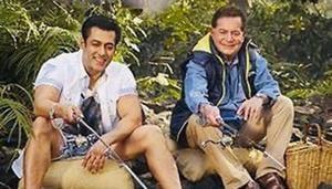 Salman Khan's father Salim Khan turned 84 on Sunday.