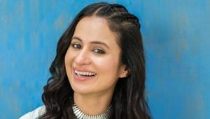 Rasika says, she did many small roles in many films the beginning of her career against advice from people.(Dev Purbiya)