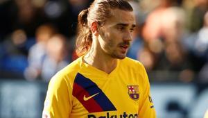 Barcelona's Antoine Griezmann(REUTERS)