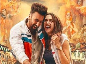 Ranbir Kapoor and Deepika Padukone play lead roles in Tamasha.