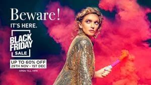 Get, Set, Shop! Get 100 plus brands at upto 60% off at Phoenix MarketCity's Black Friday Sale