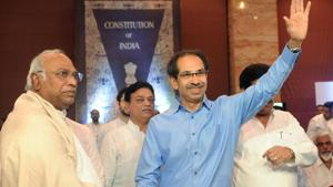 Shiv Sena chief Uddhav Thackeray. (ANI Photo)