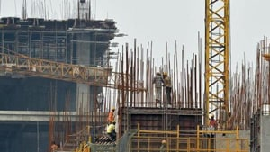 This GDP growth data for the September 2019 quarter is the lowest since January-March of 2012-13, when it was registered at 4.3 per cent. (HT photo)