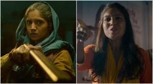 Bhumi Pednekar said that she will continue to take up roles which challenge her as an actor.