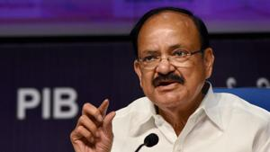 Vice President Naidu asks varsities to produce 'future ready' professionals