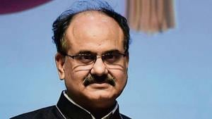 In the GST regime, incidence of tax on all commodities came down, says revenue secretary Ajay Bhushan Pandey(Sonu Mehta/HT File Photo)