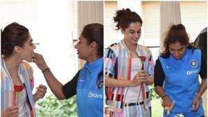 Taapsee Pannu will play Mithali Raj in biopic Shabaash Mithu.