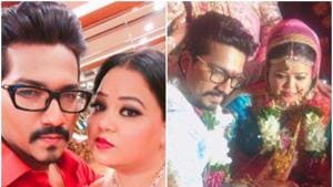 Bharti Singh and Harsh Limachiyaa got married on December 3, 2017.
