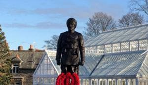 Statue of Sikh soldier unveiled in UK to honour World War heroes