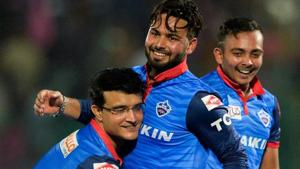 Sourav Ganguly has some advice for Rishabh Pant ahead of Windies series