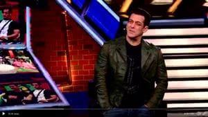 Salman Khan was in a rather belligerent mood on Saturday's Weekend Ka Vaar over inmates' behaviour.