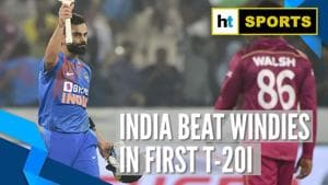 'Kohli carried on & finished game for India': KL Rahul after win over Windies