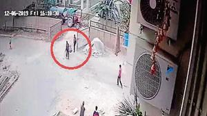 Security supervisor in Gurgaon booked for hitting stray dog, attempt to bury it alive