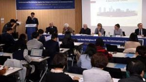 The seminar was devoted to the protection of the rights of religious minorities targeted by majority groups.(Digpu)